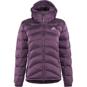 Mountain Equipment Lightline Jacket Dame Blackberry